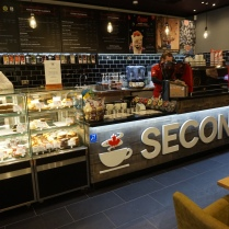 Second Cup Meadowhall 3